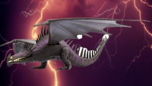 how to train your dragon toys skrill